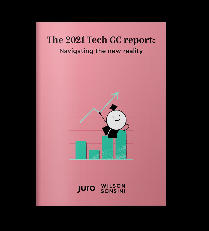 Juro's 2021 Tech GC report