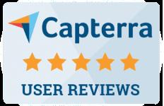 5* Capterra User Reviews