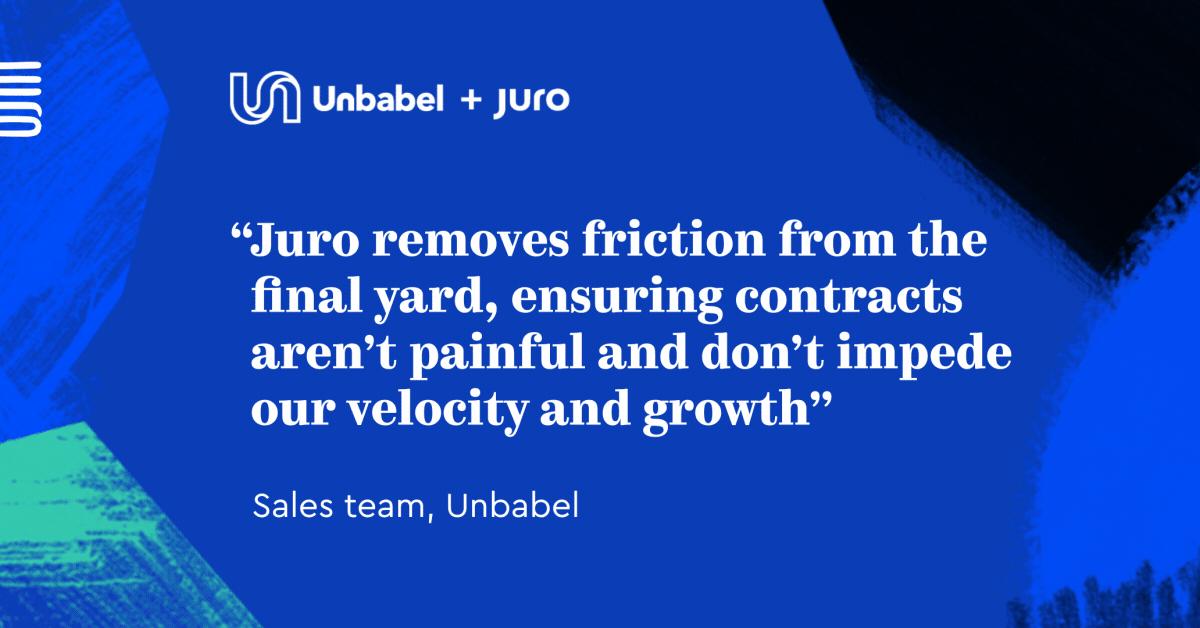 juro-unbabel-case-study